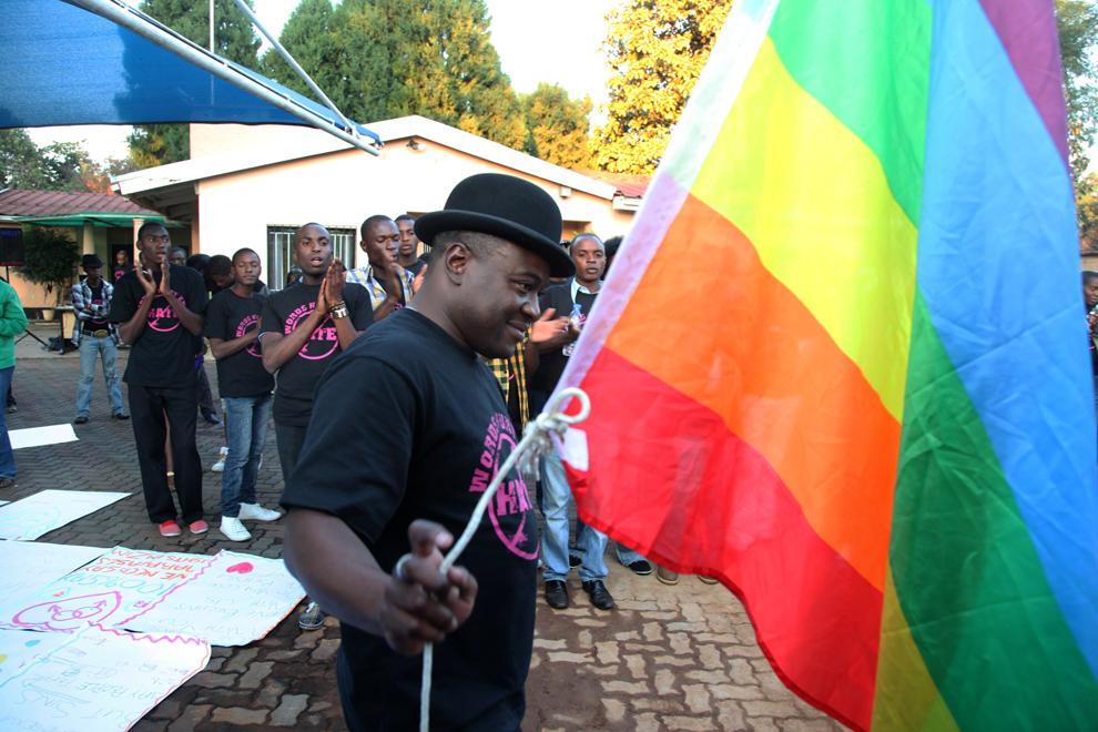 LGBT 13 Гей парады во всем мире 2012