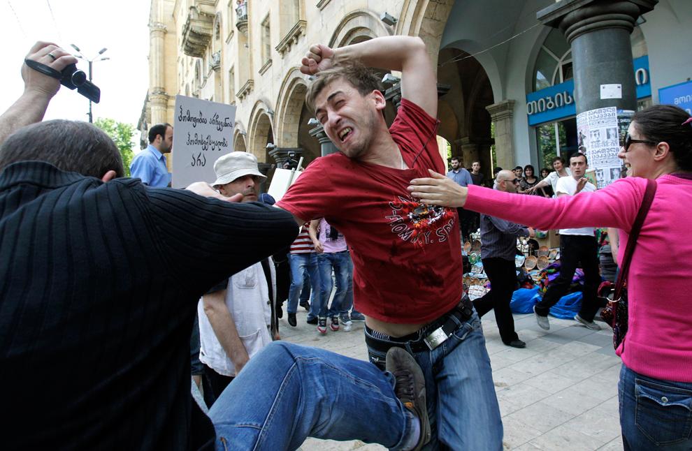 LGBT 17 Гей парады во всем мире 2012