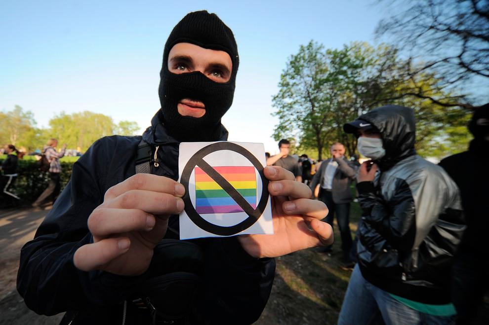LGBT 18 Гей парады во всем мире 2012