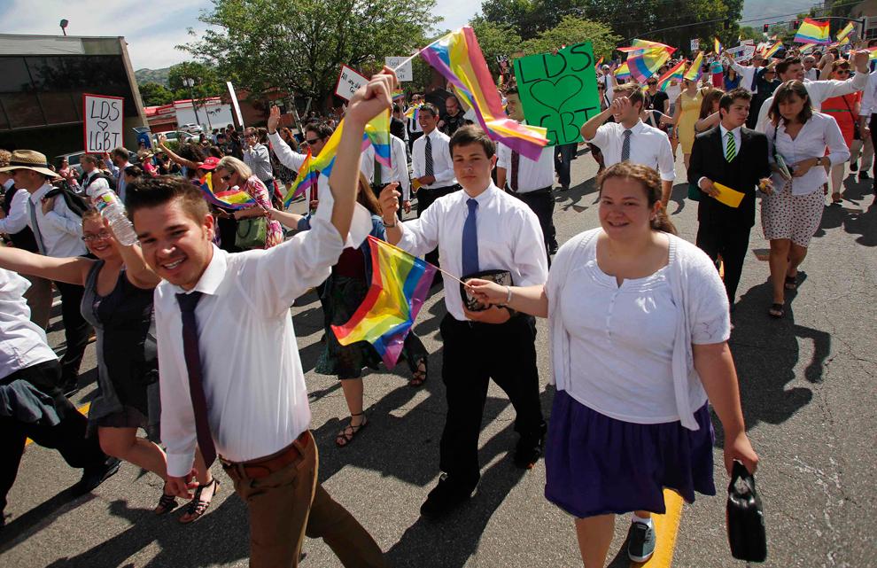 LGBT 21 Гей парады во всем мире 2012