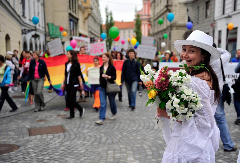 Радужные гей парады со всех концов мира. 28 Июня, 2012. Украина