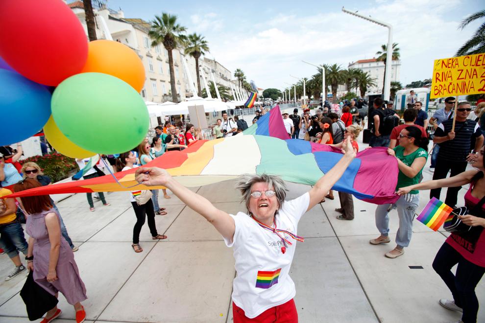 LGBT 26 Гей парады во всем мире 2012