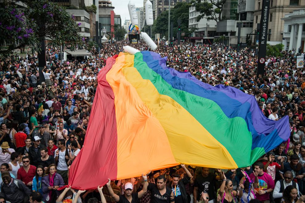 LGBT 28 Гей парады во всем мире 2012