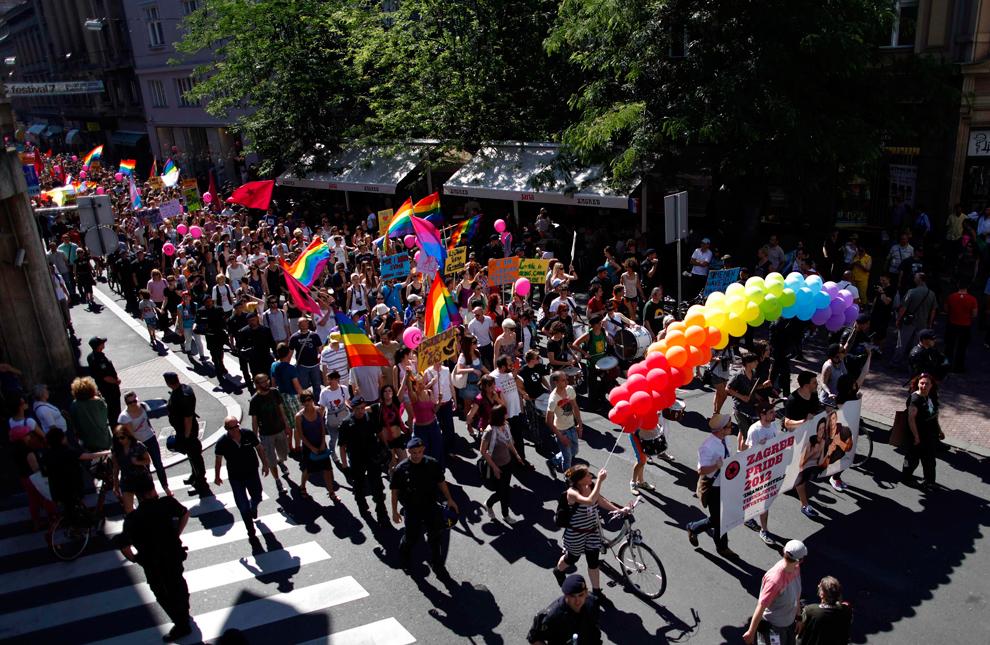 LGBT 29 Гей парады во всем мире 2012