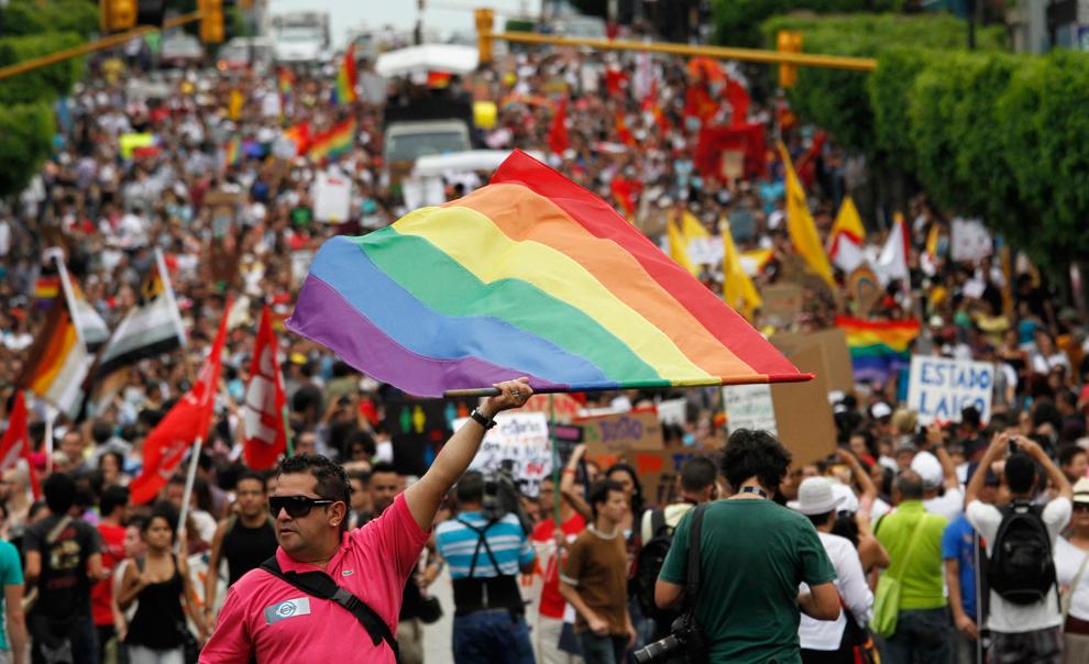LGBT 30 Гей парады во всем мире 2012