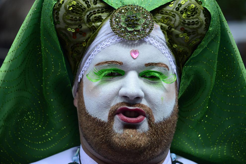 LGBT 33 Гей парады во всем мире 2012