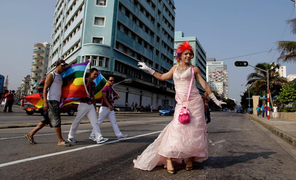 LGBT 34 Гей парады во всем мире 2012