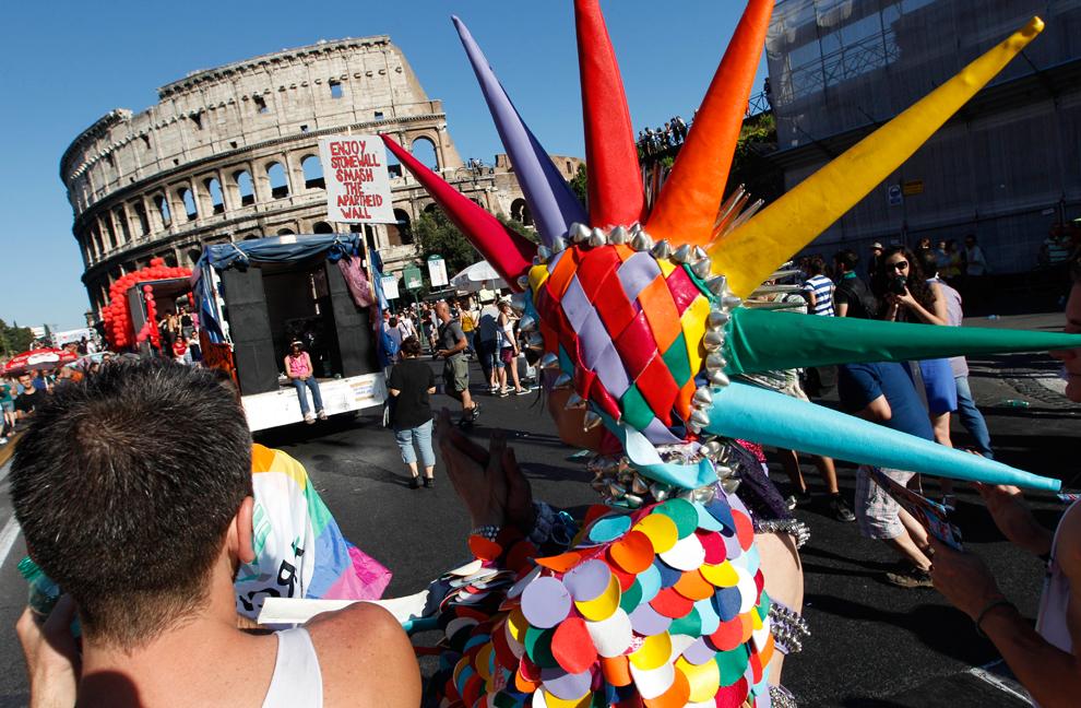 LGBT 36 Гей парады во всем мире 2012