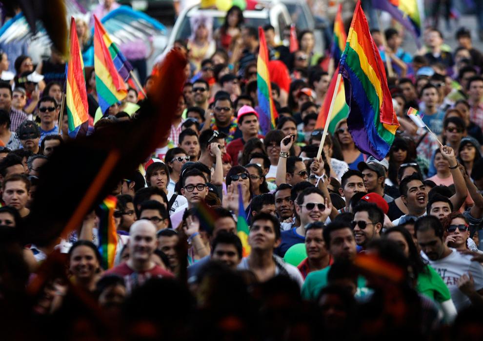 LGBT 37 Гей парады во всем мире 2012