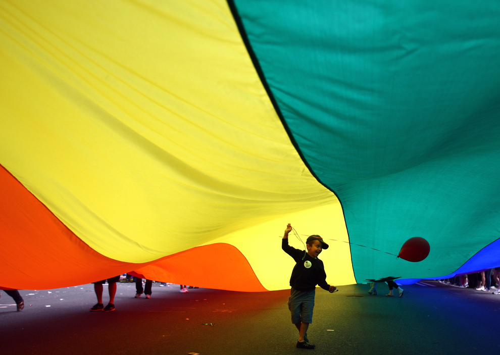 LGBT 39 Гей парады во всем мире 2012