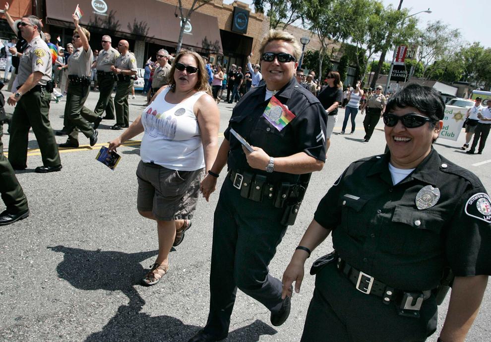 LGBT 5 Гей парады во всем мире 2012