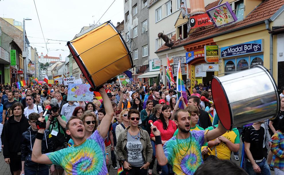 LGBT 6 Гей парады во всем мире 2012