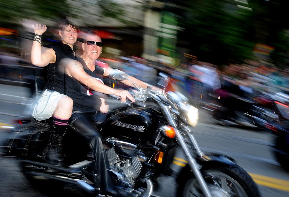 LGBT 7 Гей парады во всем мире 2012