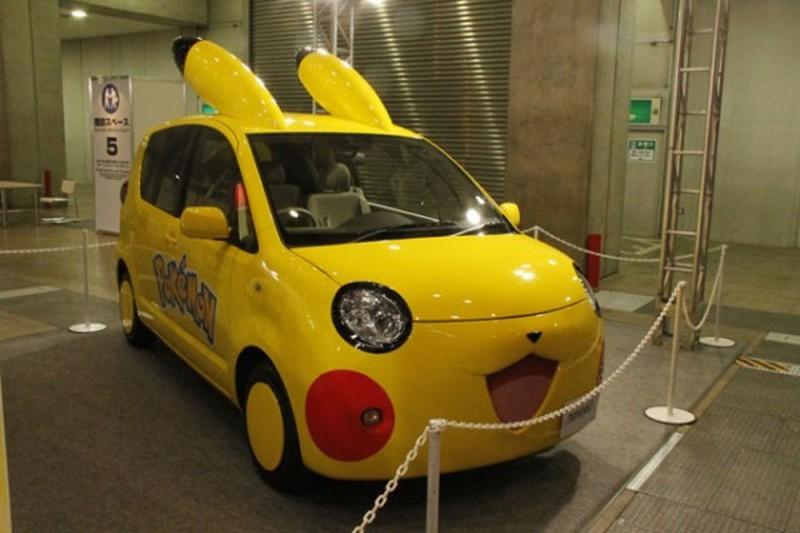 PokeCars 1 800x533 Покемон кары