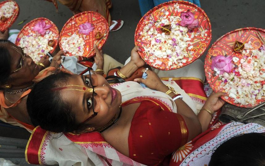 Ratha Yatra13 Праздник Ратха ятра в Индии