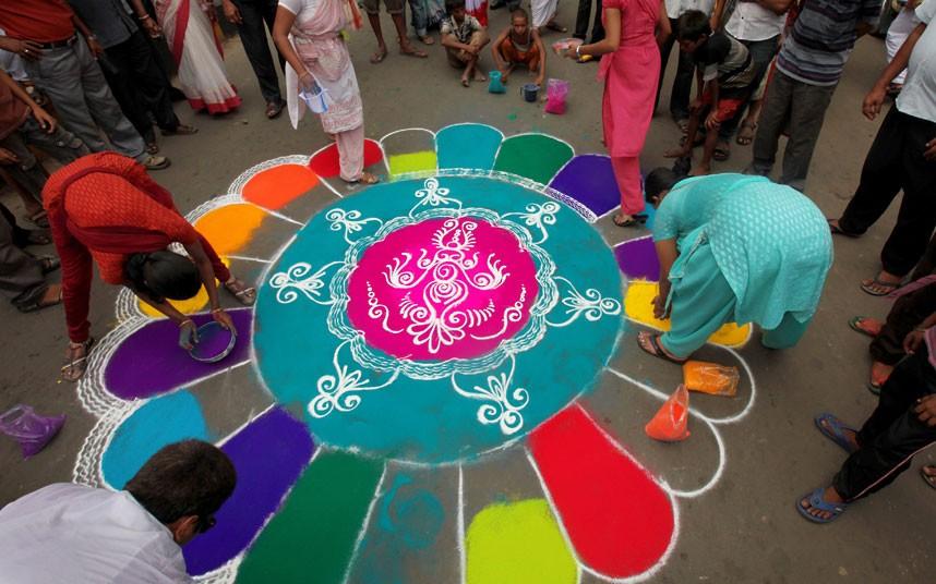 Ratha Yatra16 Праздник Ратха ятра в Индии