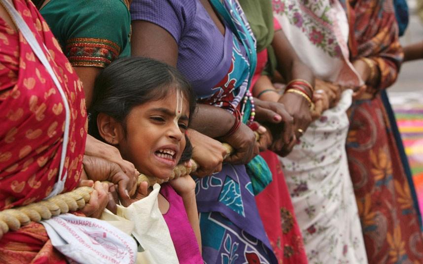 Ratha Yatra5 Праздник Ратха ятра в Индии