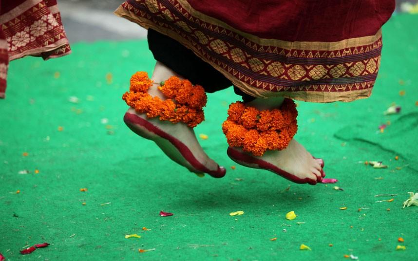 Ratha Yatra8 Праздник Ратха ятра в Индии