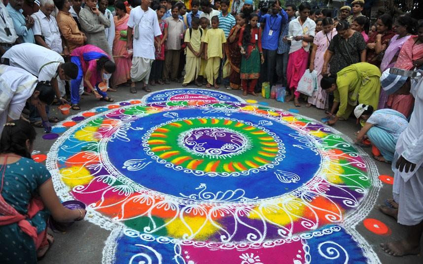 Ratha Yatra9 Праздник Ратха ятра в Индии