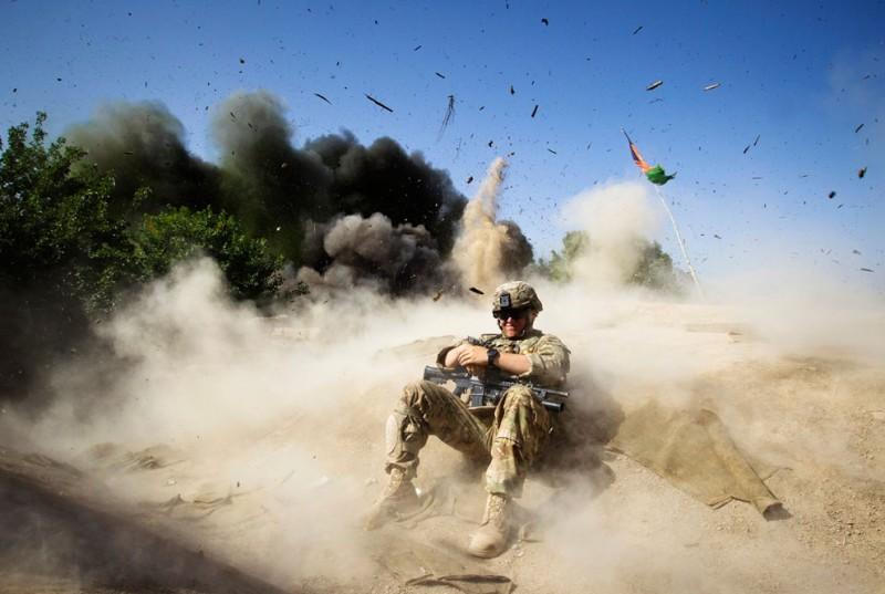 Афганистан май2012
