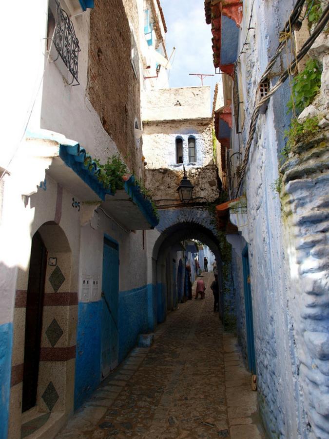 blue 23 Голубой город Шефшауен