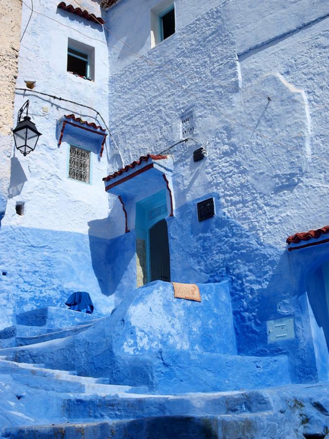 blue 24 Голубой город Шефшауен
