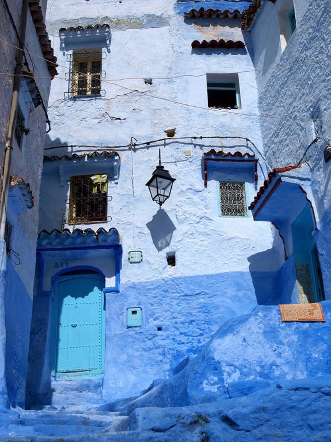 blue 25 Голубой город Шефшауен