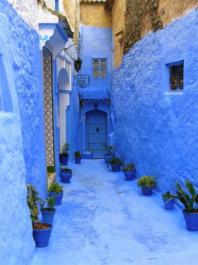 blue 3 Голубой город Шефшауен