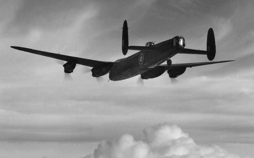bomber command02 Экипажи бомбардировщиков Королевских ВВС Великобритании времён Второй Мировой