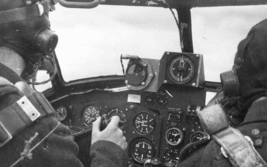 bomber command03 Экипажи бомбардировщиков Королевских ВВС Великобритании времён Второй Мировой