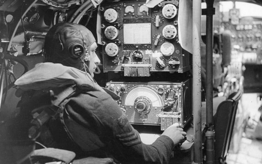 bomber command09 Экипажи бомбардировщиков Королевских ВВС Великобритании времён Второй Мировой