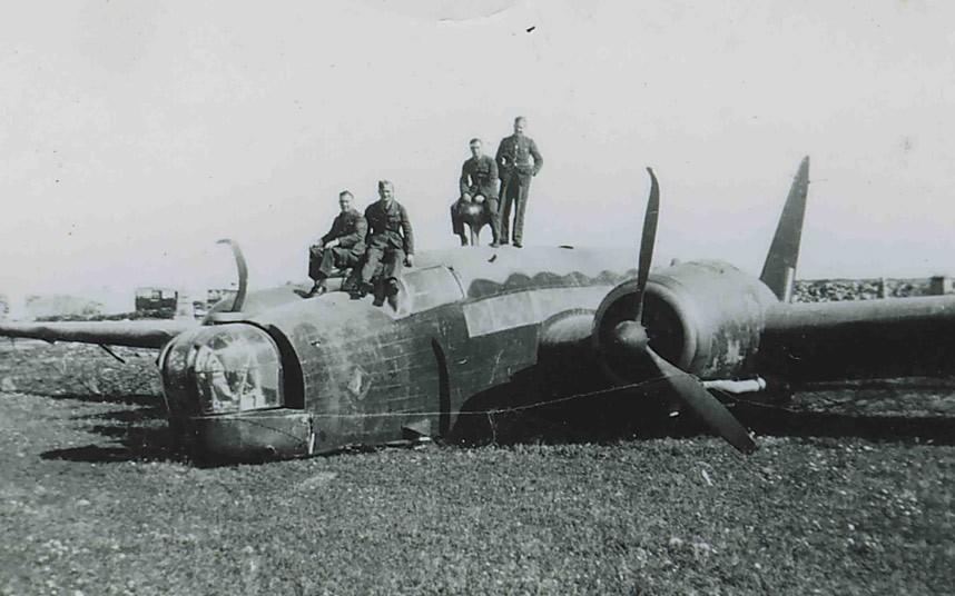 bomber command11 Экипажи бомбардировщиков Королевских ВВС Великобритании времён Второй Мировой