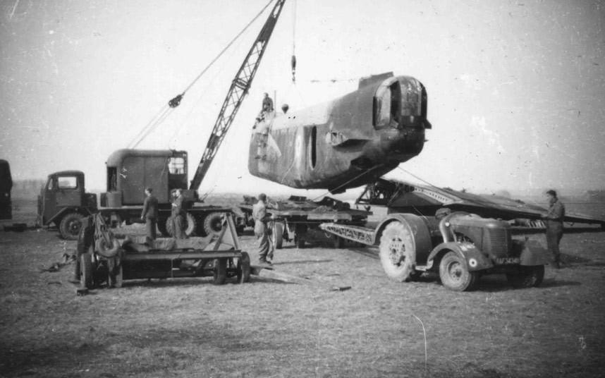 bomber command18 Экипажи бомбардировщиков Королевских ВВС Великобритании времён Второй Мировой