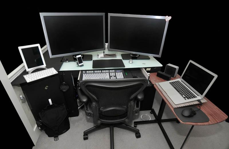 computers 10 Потрясающие компьютерные студии