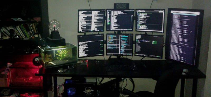 computers 14 Потрясающие компьютерные студии