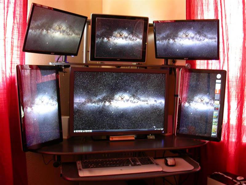 computers 22 Потрясающие компьютерные студии