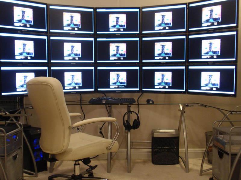 Потрясающие компьютерные студии