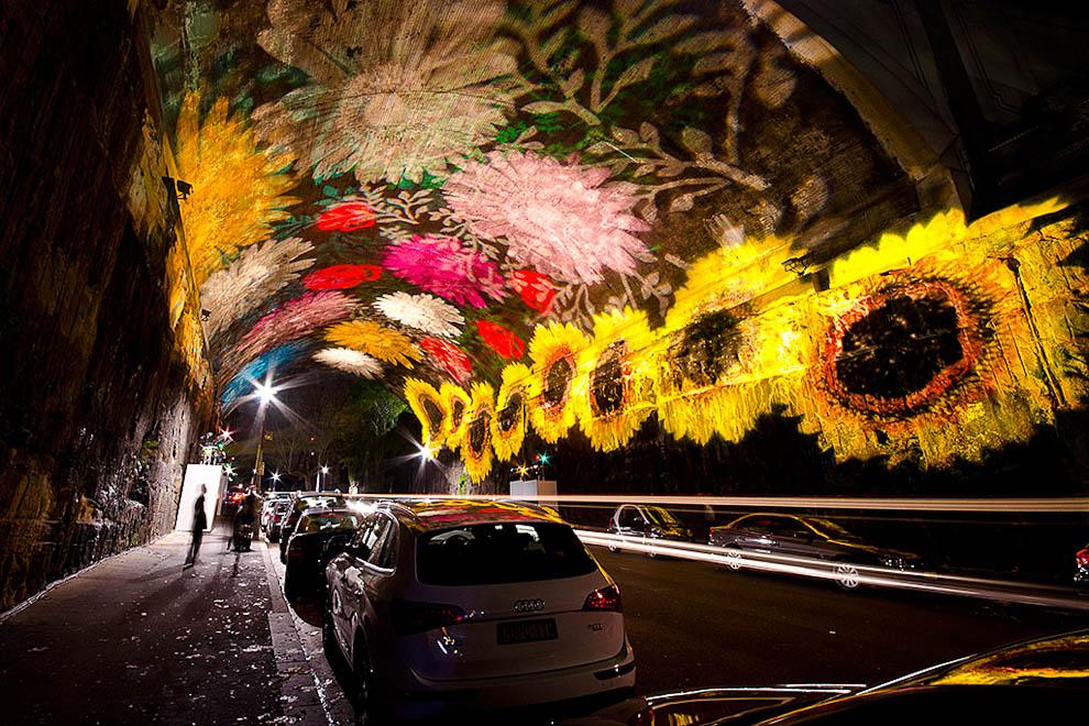 festival Фестиваль света в Сиднее