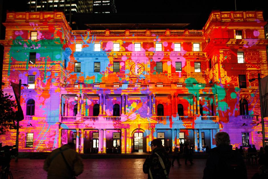 festivan Фестиваль света в Сиднее