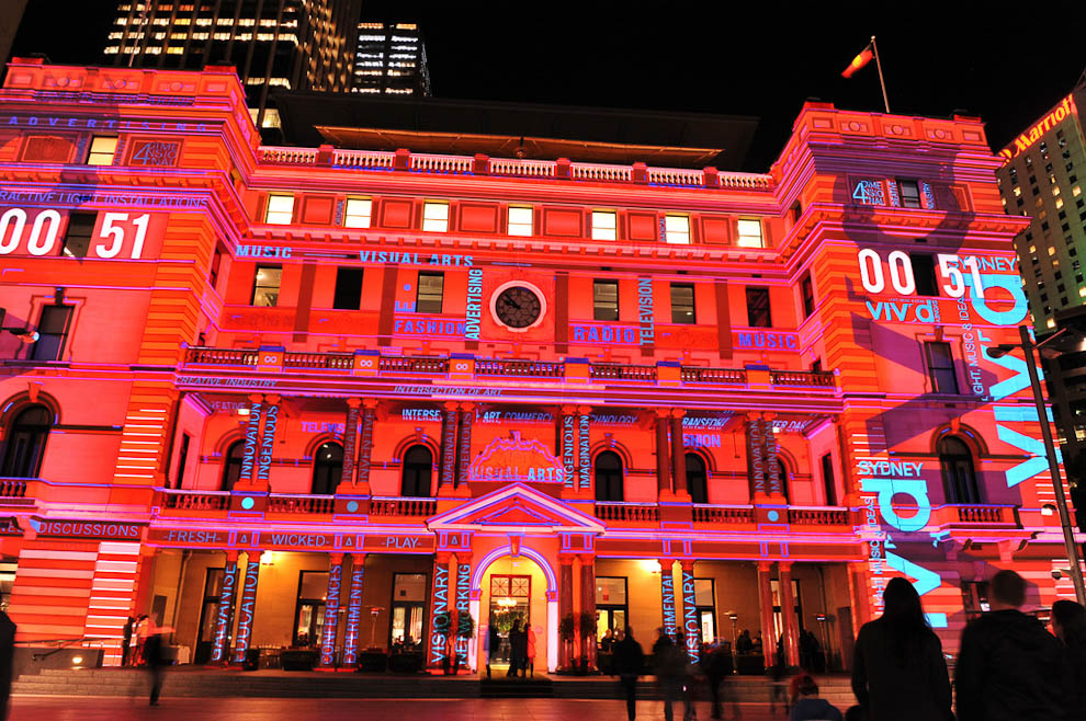 festivao Фестиваль света в Сиднее