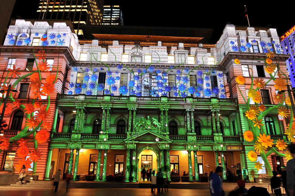 festivap Фестиваль света в Сиднее