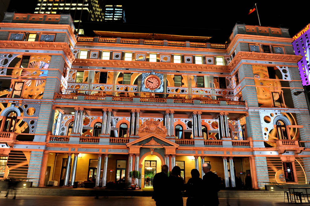 festivaq Фестиваль света в Сиднее