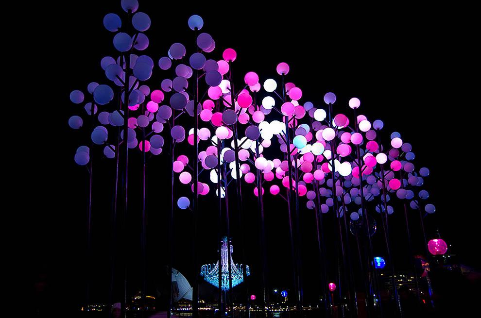 festivar Фестиваль света в Сиднее
