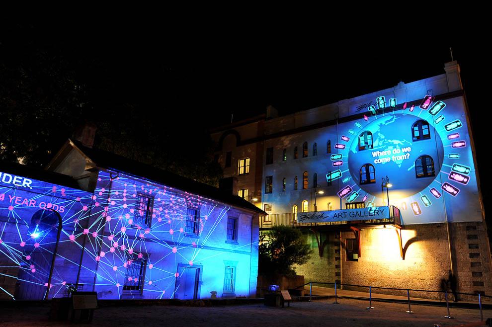 festivas Фестиваль света в Сиднее