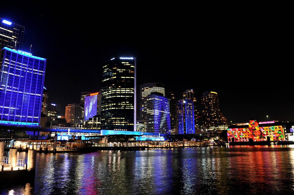 festivav Фестиваль света в Сиднее