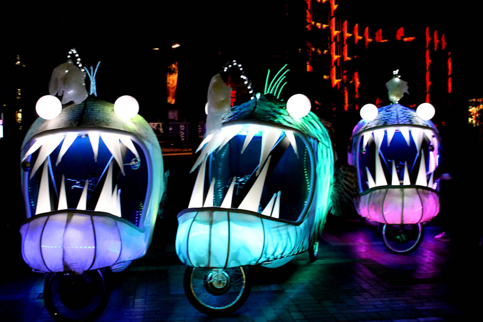 festivaw Фестиваль света в Сиднее
