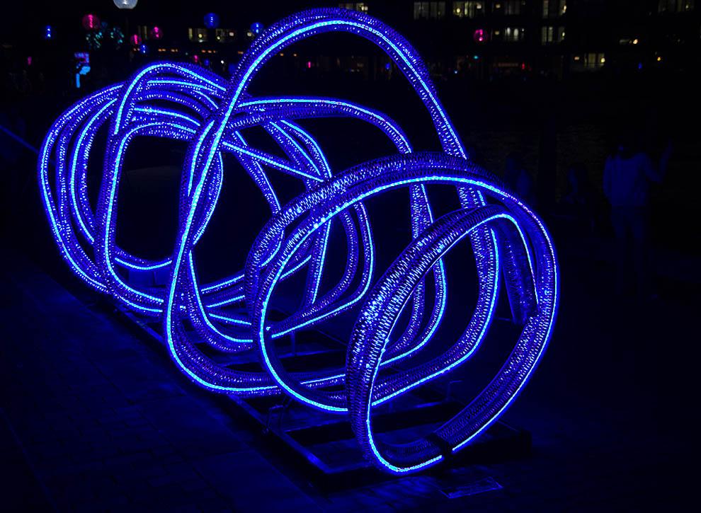 festivax Фестиваль света в Сиднее