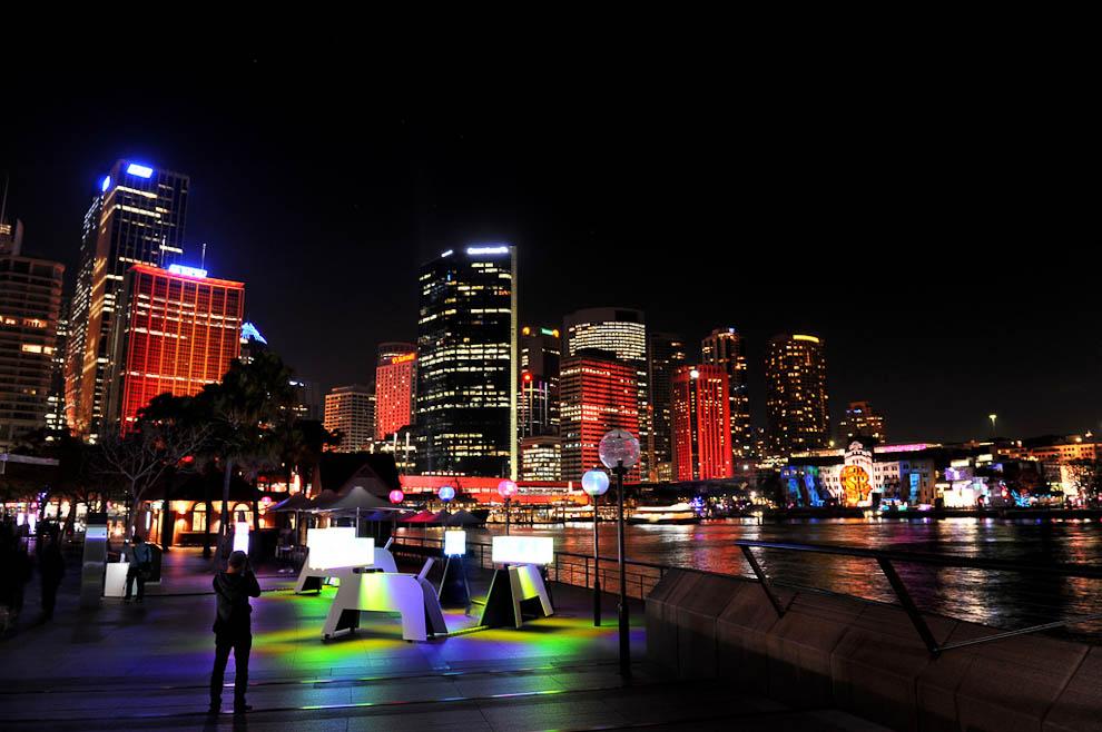 festivaz Фестиваль света в Сиднее