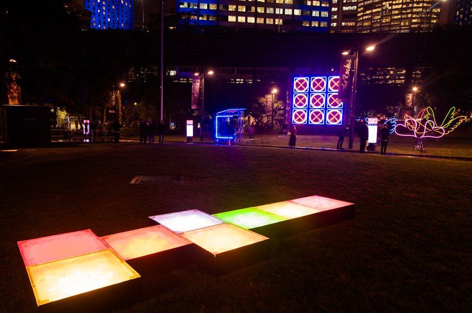 festivbD Фестиваль света в Сиднее