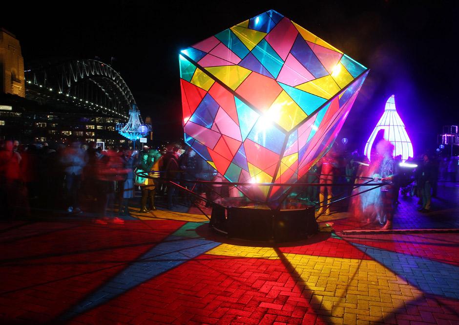 festivbF Фестиваль света в Сиднее
